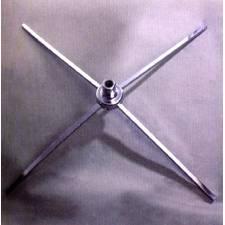 Flying banner con pie de 360 a 600 cm de alto PARAMO