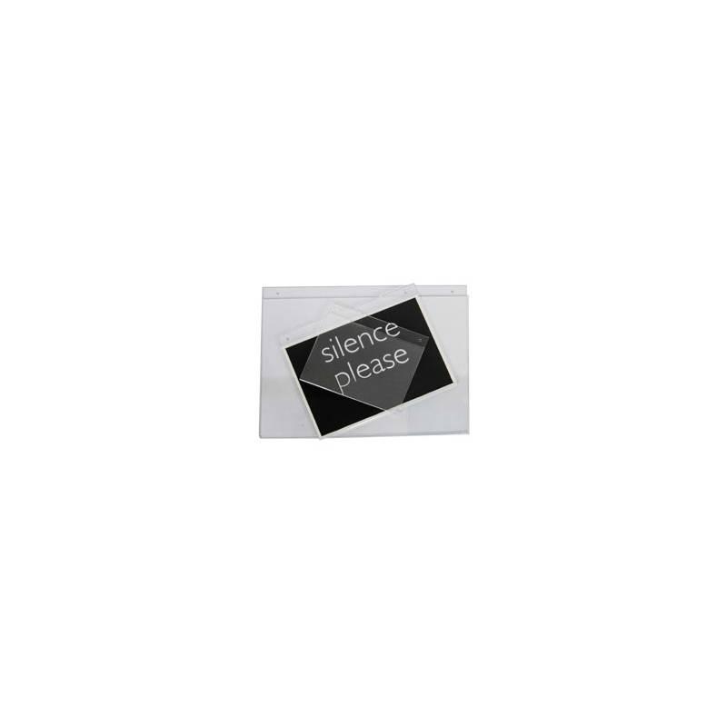 portagráfica horizontal para atornillar