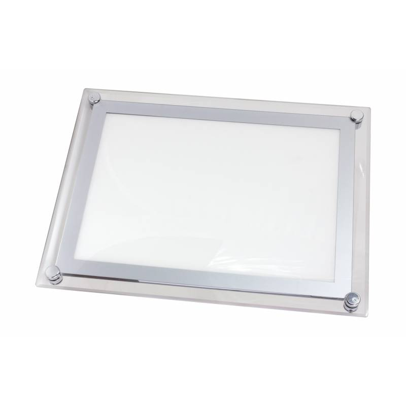 Carpeta A3 con LED