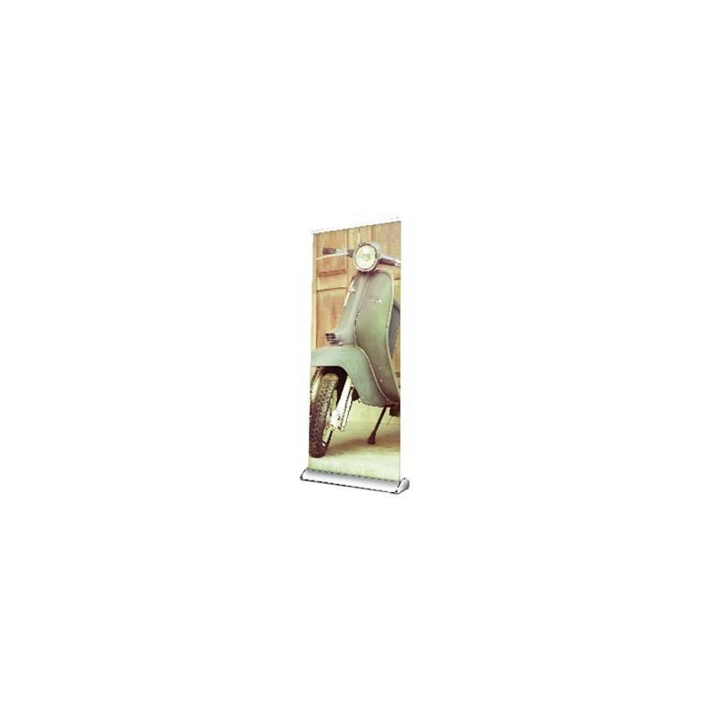 ROLL UP 100 x 206 cm REMATES CROMADOS CERVERA