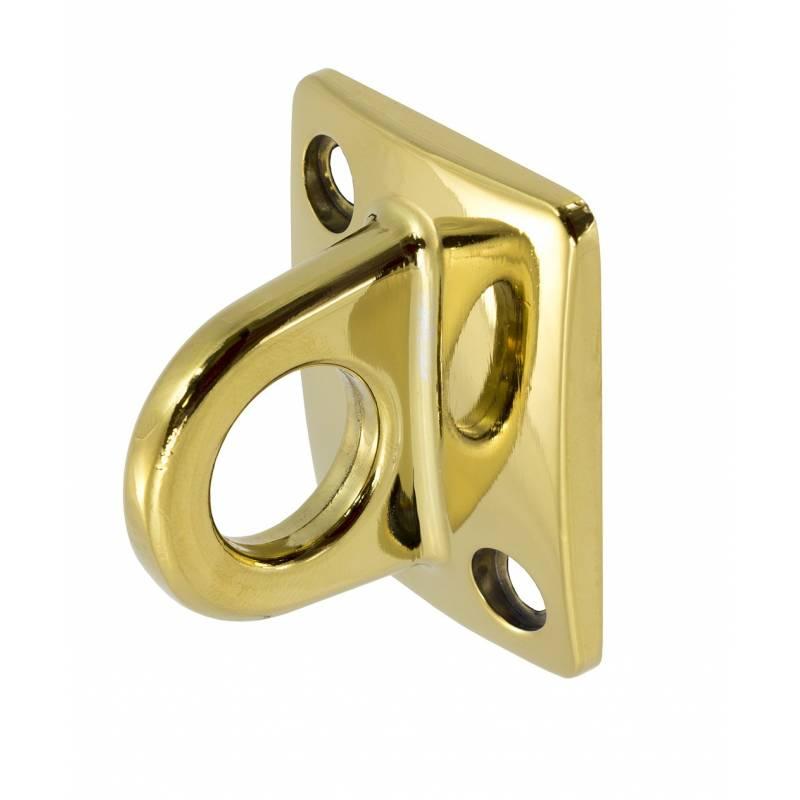 Colgador para cordon dorado