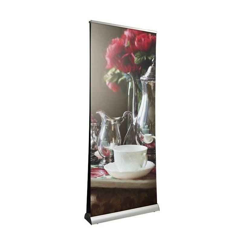 ROLL UP 85 x 206 cm. DOBLE CARA