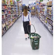 Cesta trolley de compra