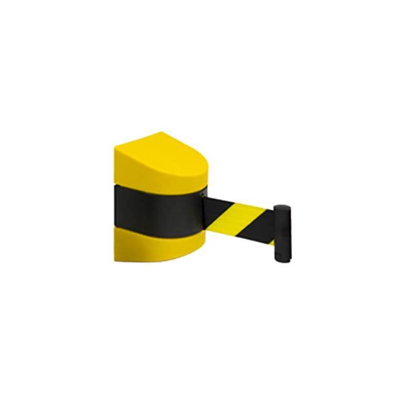 Cinta de pared con 3 metros de cinta amarilla y negra