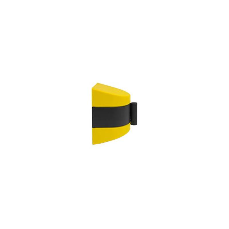 Cinta para pared con 5 metros de cinta amarilla y negra