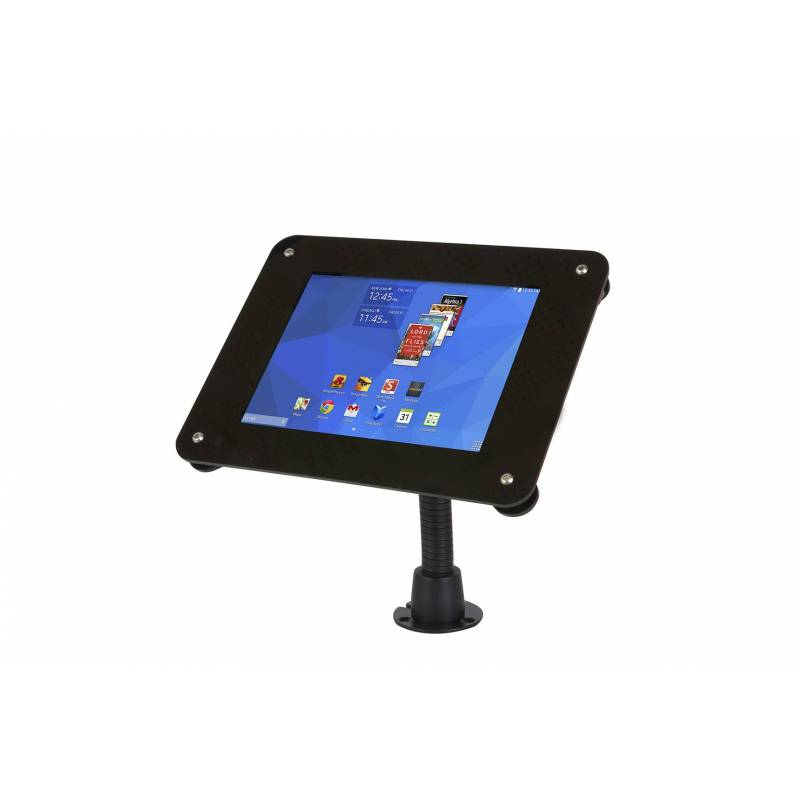 SOPORTE FLEXIBLE PARA TABLET o iPAD EN NEGRO