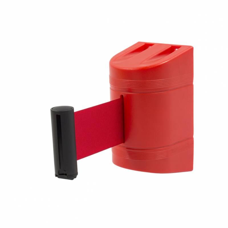 Cinta de pared con 2 metros de cinta roja