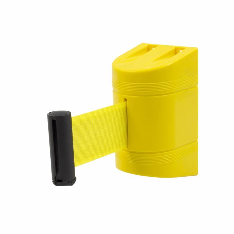 Cinta de pared con 2 metros de cinta amarilla