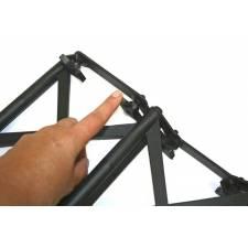 Tramo truss cuadrado de 15x15 montaje sin herramientas