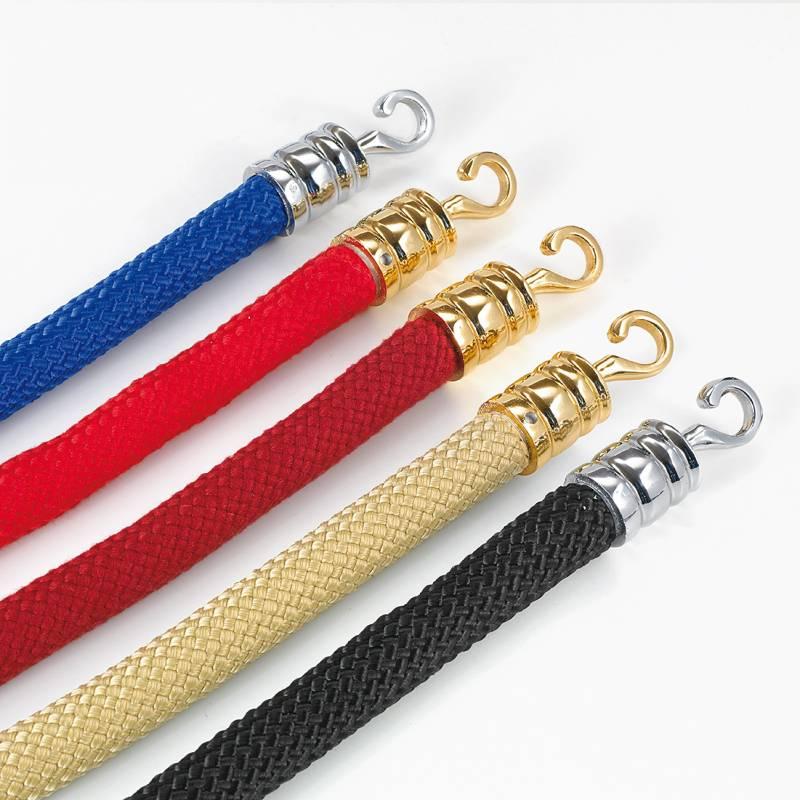 Cordón de 2 metros para postes disponible en 7 colores
