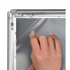 Marco perfil de aluminio de 25 mm esquinas a inglete