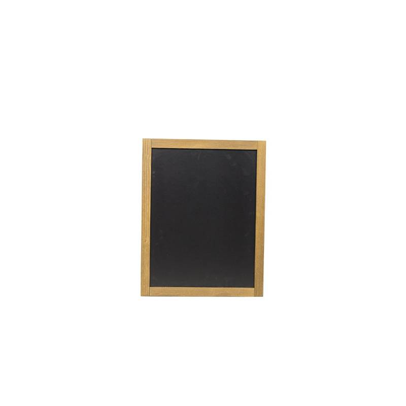 Pizarra de madera de 47x60 cm