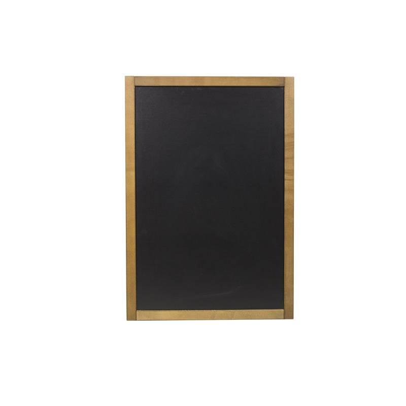 Pizarra de madera de 60x87 cm